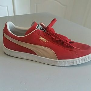 Men Puma Sneakers Suede on Poshmark